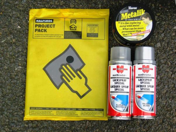 Alloy Repair Kit