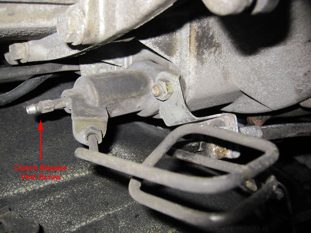 impees DIY Manual Clutch Bleed  BMW e46