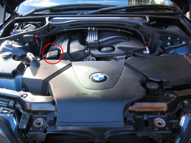 Impee's DIY BMW Oil Change / Service & Filter Change