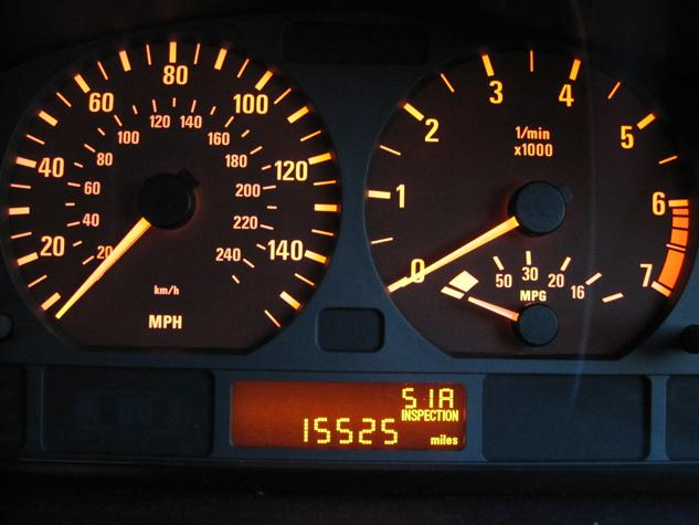 Impee S Diy Oil Service Indicator Reset Bmw E46
