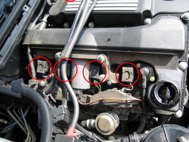 impee's DIY Spark Plug Change - BMW e46