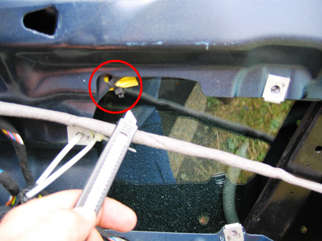 impee's DIY Window Regulator Repair - BMW e46