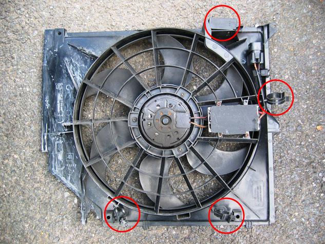 Impee U0026 39 S Diy Radiator   Electric Fan Change